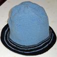 細編みニット帽