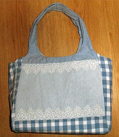 手縫いバッグ その2