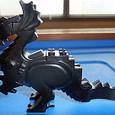 漆黒のドラゴン