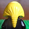 レゴ版ネメス(頭巾)の後ろ側