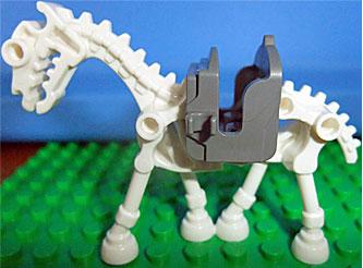 ガイコツ馬 その2